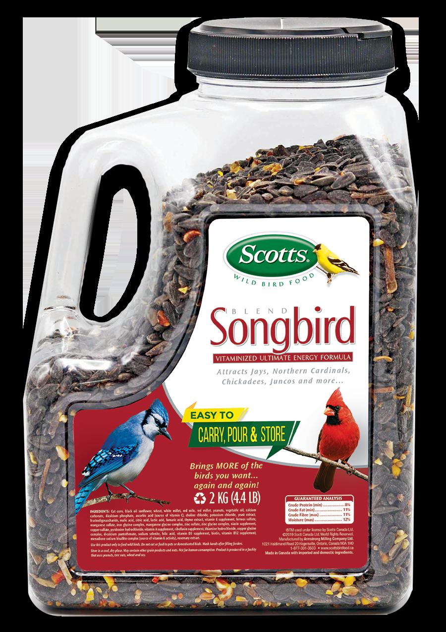 409-292 - Scotts Songbird Jug 2KG - 7 76947 86051 8 - English trans